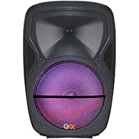 QFX PBX-61155 Bluetooth Portable Party Speaker