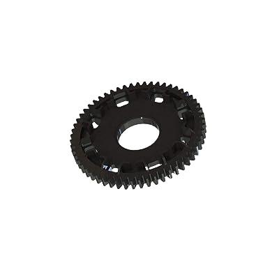 ARRMA HD Steel 57T Spur Gear, 0.8Mod, ARA310945: Toys & Games