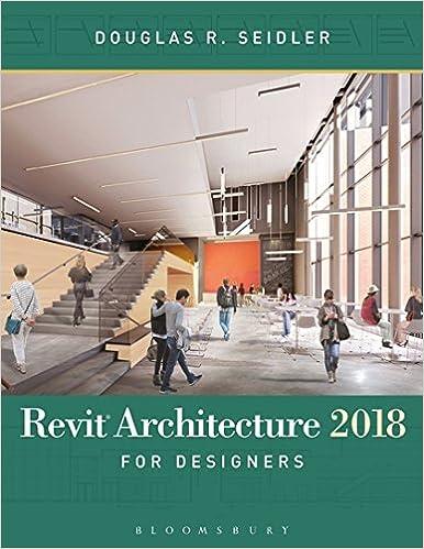 Revit Architecture 2018 for Designers