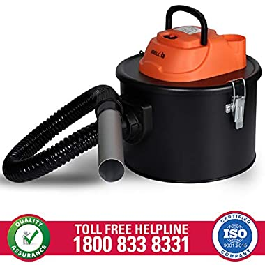 iBELL 0812WB 1200Watt 8 Litre Quick Clean Vacuum Cleaner with HEPA Filter. Compact, Powerful & Handy for Furniture/Curtains/Windows/Sofas/Cars, Black 11