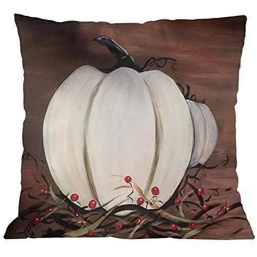 iTLOTL Halloween Pillows Cover Decor Pillow Case Sofa Waist Throw Cushion Cover (I, -