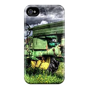Iphone 6 QpY14836dXAO Unique Design Stylish Old John Deer Hdr Skin High Quality Hard Cell-phone Case -Marycase88