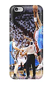 Gary L. Shore's Shop New Style FH8O5EX0LY4TPRA2 oklahoma city thunder basketball nba miami heat NBA Sports & Colleges colorful iPhone 6 Plus cases
