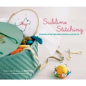 Chronicle Books Sublime Stitching