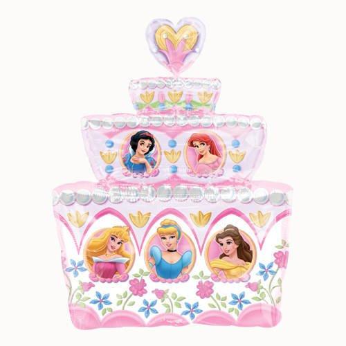 Disney Princess Birthday Cake 28