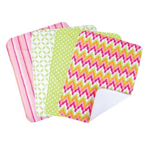 Trend Lab Cloth Savannah 4 Count