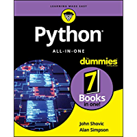 Python All-in-One For Dummies. (For Dummies (Computer/Tech)) (English Edition)