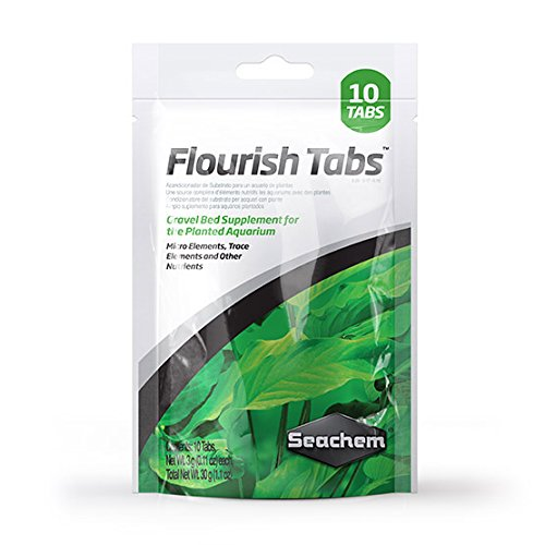 Seachem Flourish Tabs 40 Count by Seachem