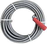 CORNAT T595510 Pipe Cleaning Spiral 9mm 10m