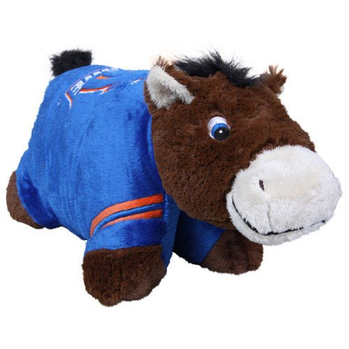 NCAA Boise State Broncos Pillow Pet (Boise State Bedding)