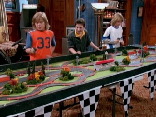 Kept Man (Suite Life Of Zack And Cody Full Episodes)