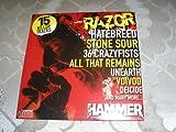 Metal Hammer Razor 15 Killer Tracks