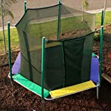 Kidwise Sports Tramp Hexagon 12-ft. Trampoline with Enclosure Review