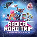 Dr. Biscuits' Radical Road Trip - The Fantastic Travel Game That Turns Every Car Ride Into Adventure