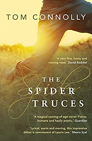 book cover of The Spider Truces