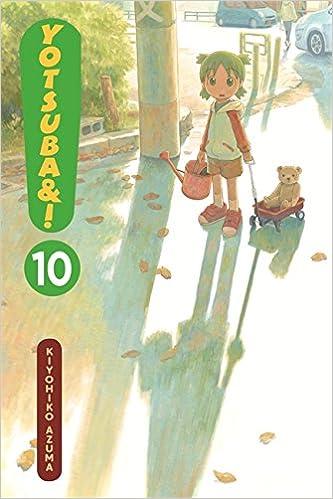 Yotsuba&!, Vol. 10