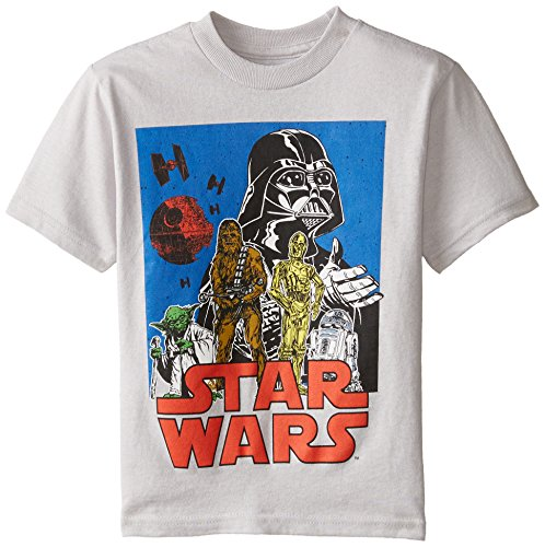Star Wars Boys Uv T Shirt