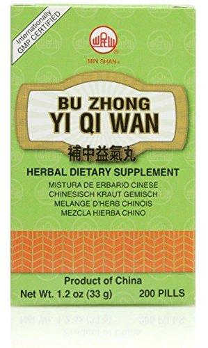 (Central Chi Teapills (Bu Zhong Yi Qi Wan))