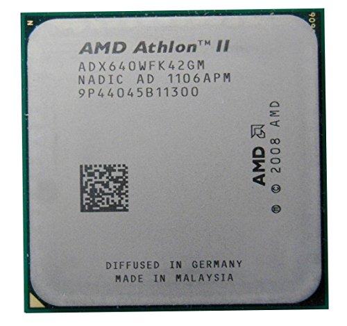 AMD Athlon II X4 640 3.0GHz 2MB Quad-core CPU Processor Socket AM2+ AM3 938-pin 95W by AMD (Image #1)