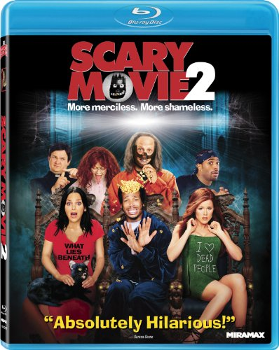 Scary Movie 2 [Blu-ray]
