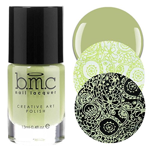 BMC 1pc Tropix Collection: Soft Sage - Light Green Creamy Hi