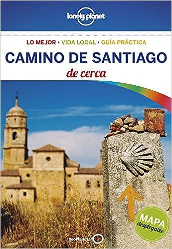Camino de Santiago de cerca 2: 1 Guías De cerca Lonely ...