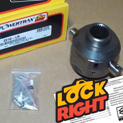 Rear Differential Locker - Powertrax 2210-LR Lock-Right (Dana 30)