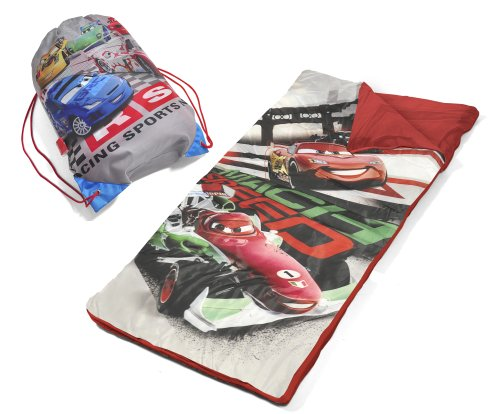 Disney-Cars-2-Slumber-Bag-Set