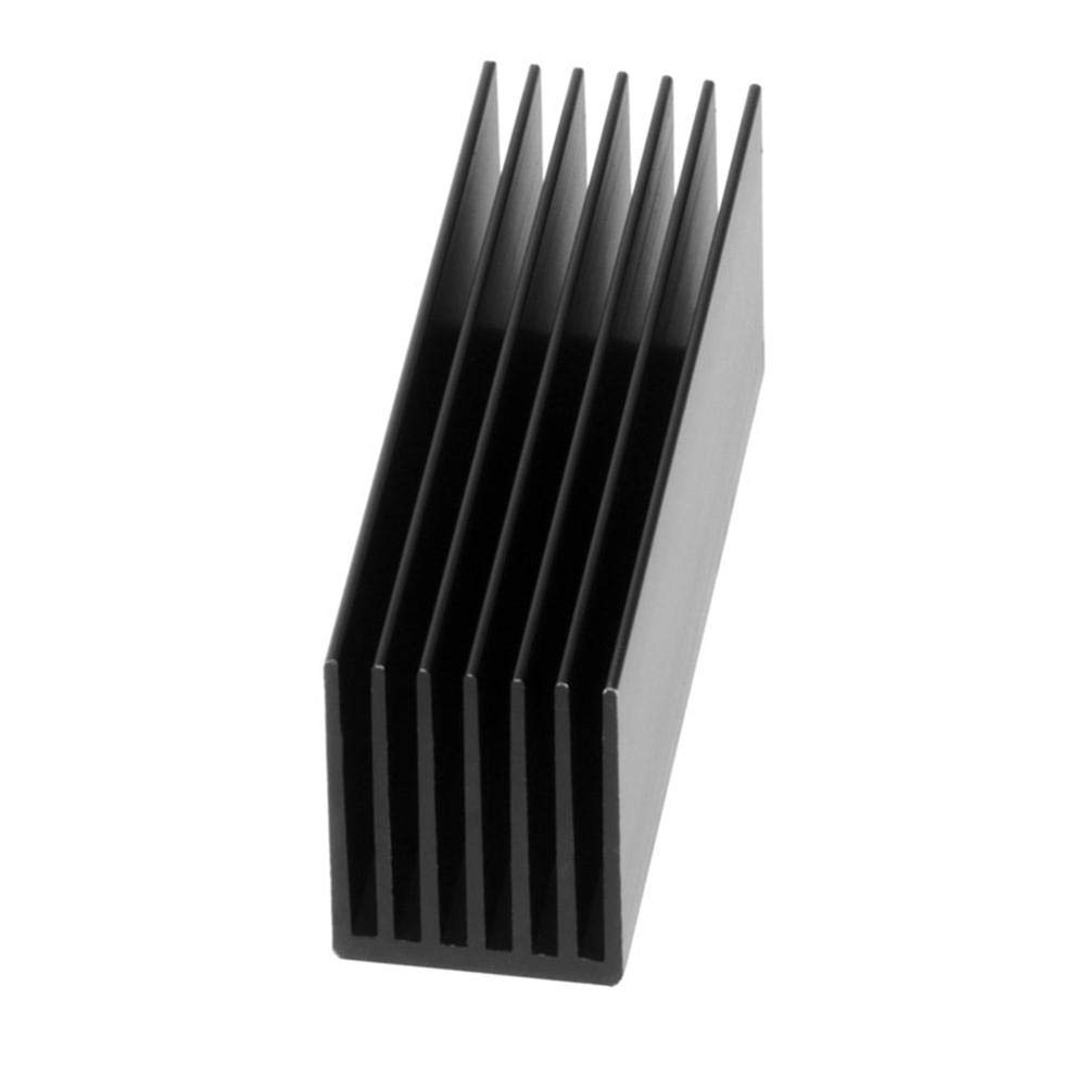 PROKTH Aluminum Heatsink for NVME m.2 SSD with Silicone Thermal Pad Cooling Heat Dissipation Drive Radiator Cooler for Computer SSD