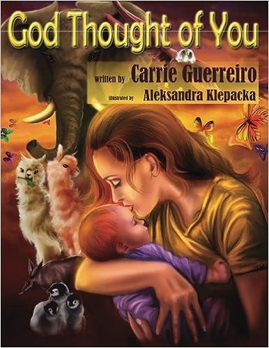 Kostenlose E-Books herunterladen Pocket PC God Thought of You in German PDF DJVU FB2 by Carrie Guerreiro