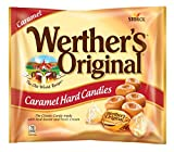 Werther's Original Caramel Hard Candies (The Classic Candy Made with Real Butter And Fresh Cream (2.65 Oz - 4 Pack!!!!!!)