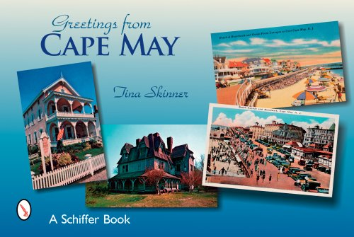 Historic May Cape (Cape May Postcards)