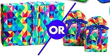 The Perfect Reusable Gift Wrap 9\u201d X 11\u201d Silk Bag