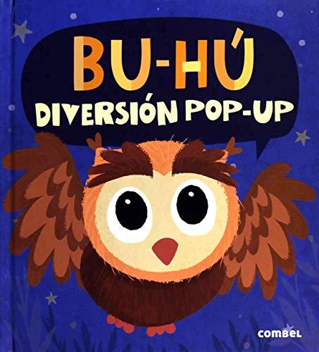 Bu-hú: 4 (Diversió pop-up) por Nicola Edwards,Kasia Nowowiejska,de los Santos Domingo, Diego