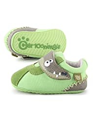 Cartoonimals Baby Shoes Leather New Born Cribs Shoes Croco