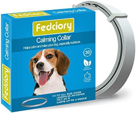 Fedciory Calming Adjustable Pheromone Collars product image