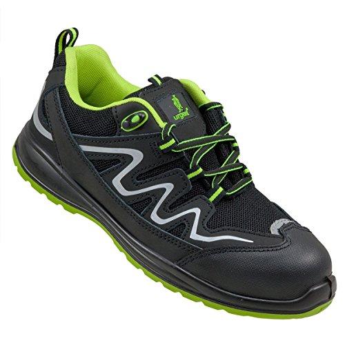 Arbeitsschuhe URGENT Modell 224 S1 Sicherheitsschuhe Stiefel EN ISO 20345 (Gr. 39-47)