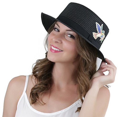 maxi dress and fedora hat - 6
