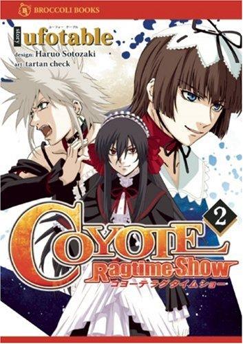 Read Online Coyote Ragtime Show: Volume 2 ebook