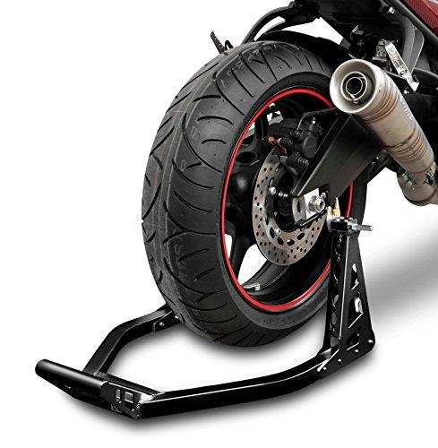 B/équille dAtelier Moto ConStands Superlight Racing noir f/ür Suzuki GSX-R 1100//750// 600// Hayabusa GSX-R 1300