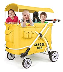 Chariot Grand MJ06 Chariot Grand is the big brother in the Familidoo Chariot range. With space for 4 seated and up to 6 standing, the Grand offers the unique multifunction nursery experience that only Familidoo can provide. It comes with the ...