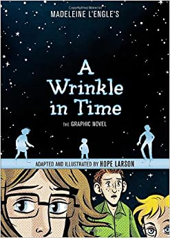 Image result for a wrinkle in time graphic novel