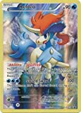 Pokemon XY118 Keldeo Full Art Holo Black Star Promo
