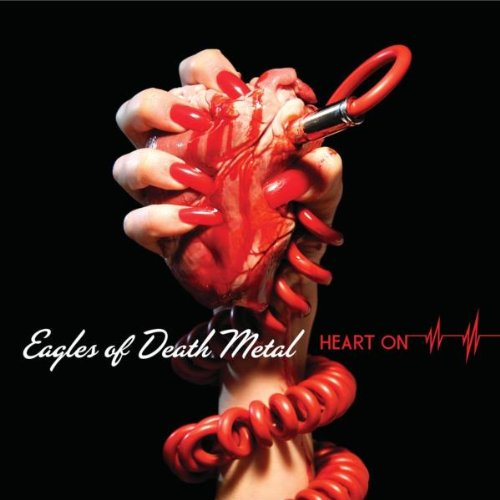 Vinilo : Eagles of Death Metal - Heart On (Bonus Tracks)