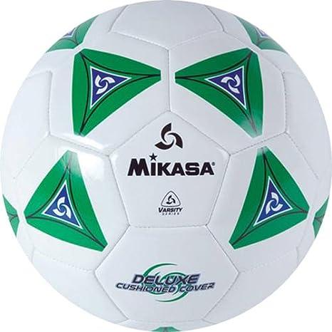 Mikasa suave balón de fútbol - tamaño 5: Amazon.es: Deportes y ...