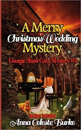 Amazon A Merry Christmas Wedding Mystery Georgie Shaw Cozy