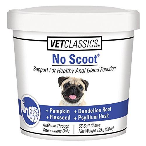 hot sale 2017 Vet Classics No Scoot Soft Chews, 65 ct