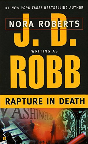 Book cover from Rapture in Death by J. D. Robb