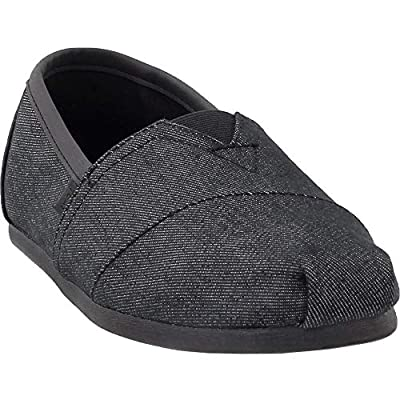 TOMS Classic Ivy League Stripes On Rope