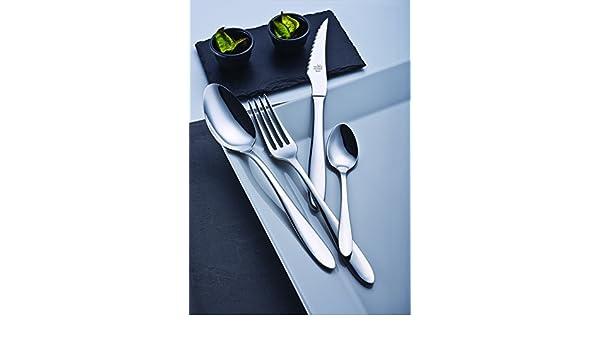 Amazon.com | idurgo London Ref. 18600 Cutlery Set, Stainless Steel: Dinnerware Sets